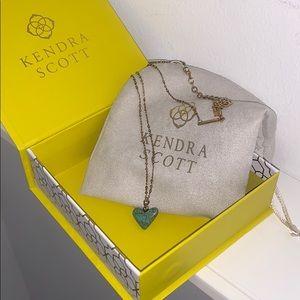 Poppy short pendant necklace Kendra Scott